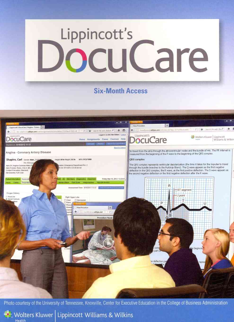 Lippincott's DocuCare Online Access Code By Lippincott & Co. (COR)